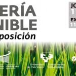 """Muebles LUFE en la """"Jornada y Exposición de Ingeniería Sostenible""""."""