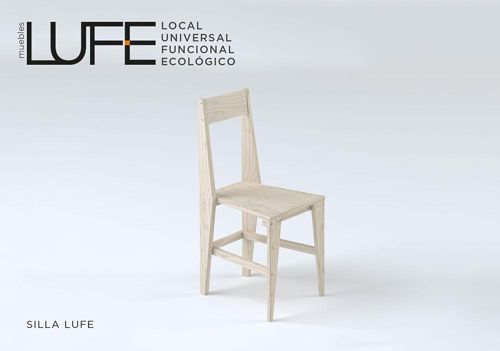 Imagen de la silla LUFE
