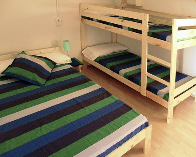 El albergue el cervi uelo de cuenca equipado de productos de muebles lufe blog muebles lufe - Muebles lufe catalogo ...