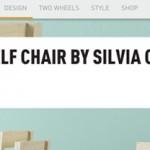 En el blog de Gessato hablan de nuestra Silla Landa.