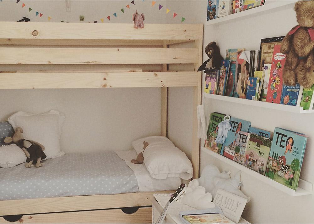 Teo en la litera lufe blog muebles lufe for Muebles lufe