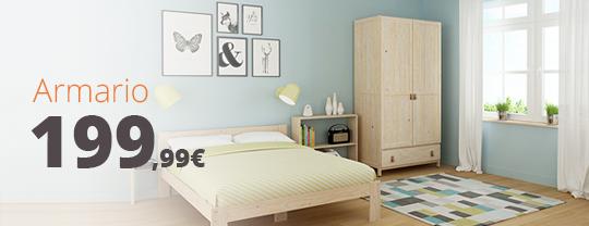 compra armario blog muebles lufe