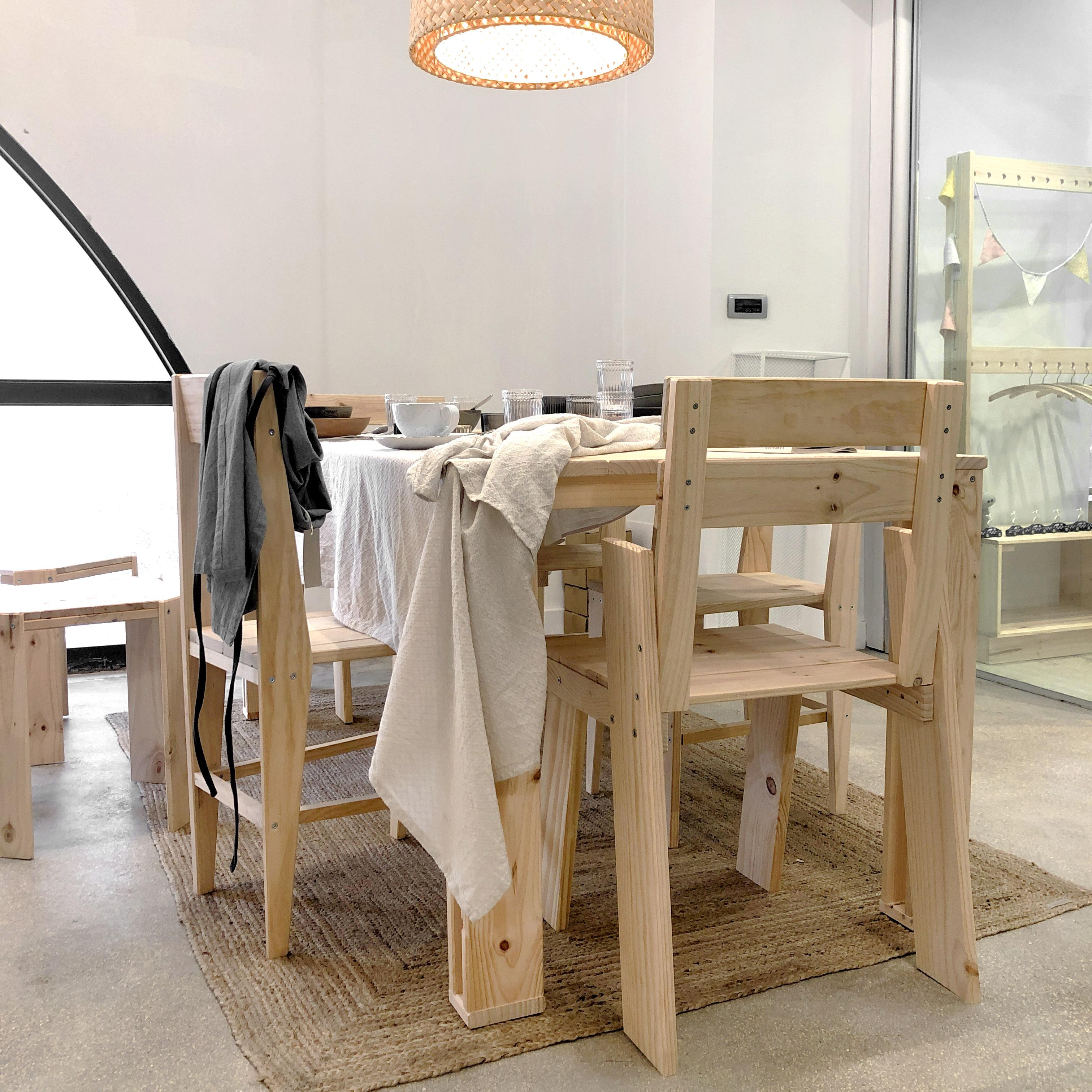 Ventajas de decorar tu hogar con muebles de madera maciza