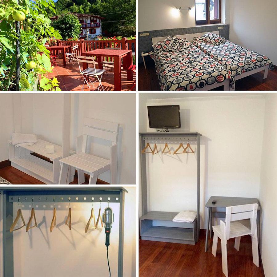 Ideas Para Combinar Muebles De Interior Y Exterior # Customizar Muebles