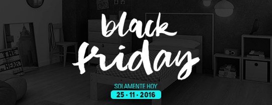 black friday promocion 100 camas a 10 euros