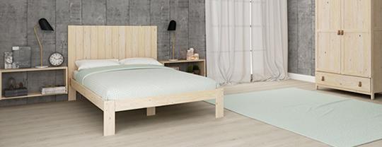 Cabeceros baratos de madera ecol gica para cama individual - Cabecero de tablas ...