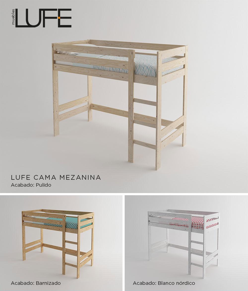 camas mezzanine altas de madera ecol gica baratas y
