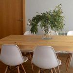 El salón, latidos de madera