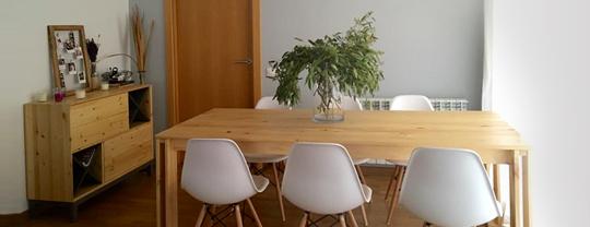 mobiliario para salones y salas de estar de una vivienda