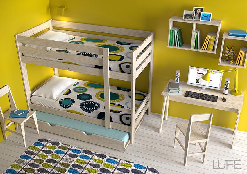 Mesas baratas y escritorios de estudio baratos para casa for Sillas de madera para escritorio