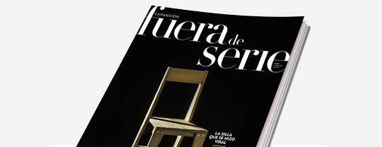 portada revista fuera de serie de expansion
