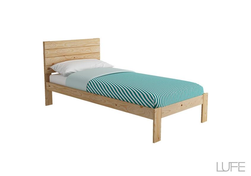 TESTA cama individual completa de Muebles LUFE
