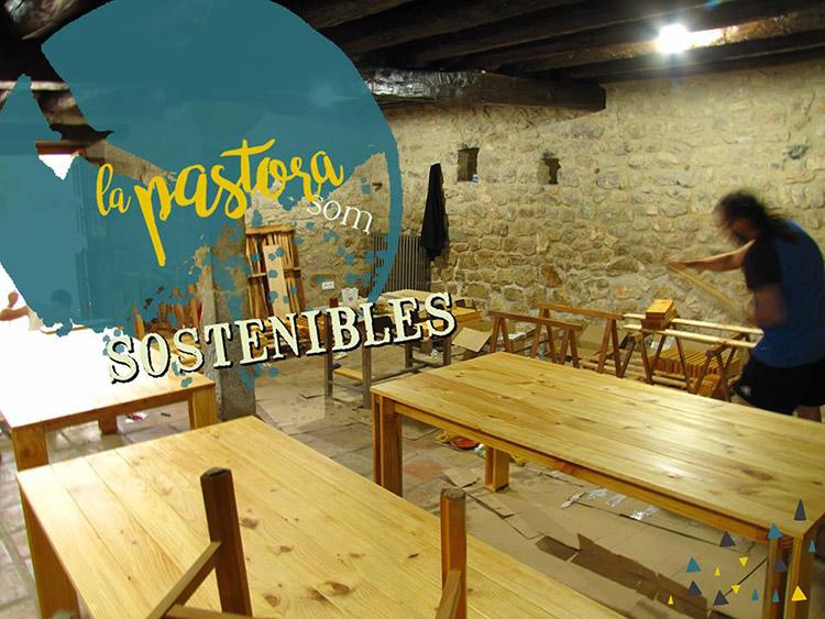 Nuevo Hogar LUFE: casa rural La Pastora