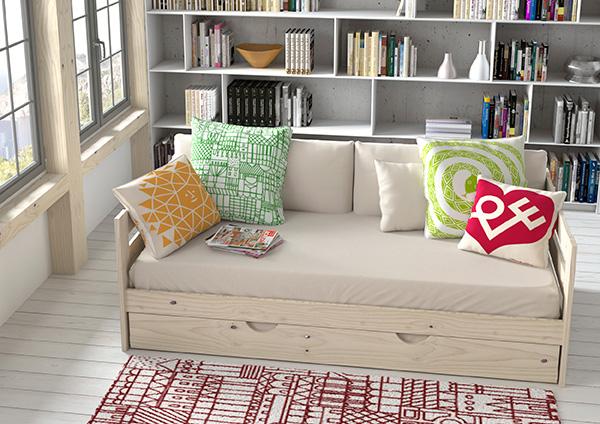 Sofás camas segunda vivienda