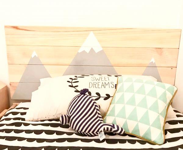 Cama, cama nido y cabecero LUFE. Concurso Hogares LUFE