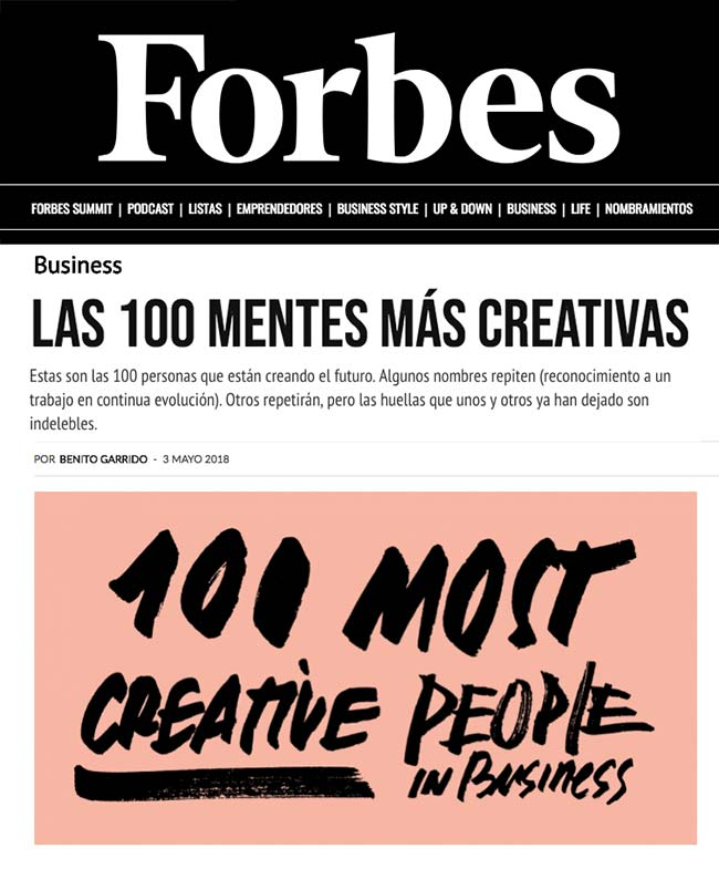 Enrique Arrillaga en la lista Forbes