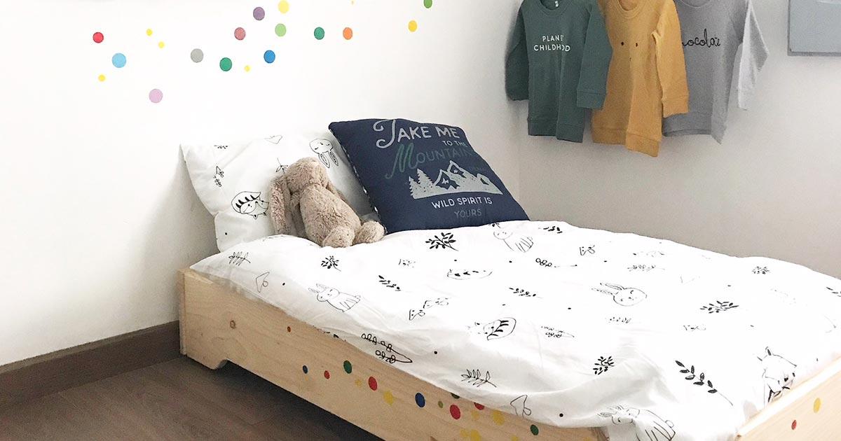 Muebles LUFE es toda una experiencia. Hoy, Cristina Acedo presenta: camas apilables infantiles