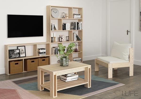 Sof s modulares baratos y modernos para exterior e for Sofas modulares baratos