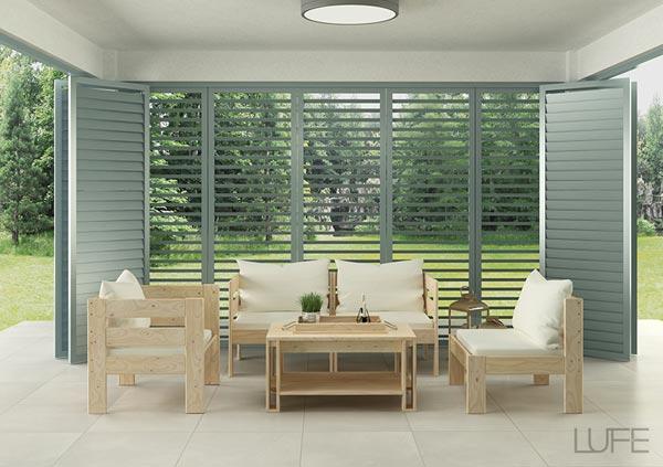 Muebles baratos de jardín y conjuntos para la terraza o el balcón