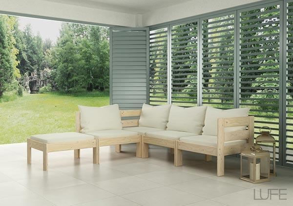 Muebles baratos de jard n y conjuntos para la terraza o el balc n - Conjunto de jardin baratos ...