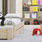 Ahora divertirse y ordenar es mucho más ecológico con el nuevo baúl para juguetes de madera de LUFE