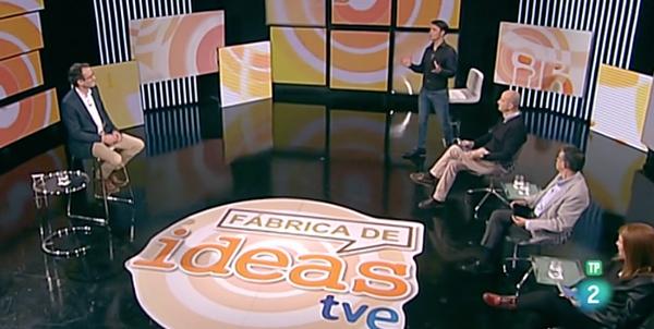 Enrique de Muebles Lufe en TVE