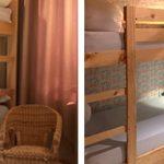 Habitaciones juveniles pequeñas y literas LUFE: amigas para siempre