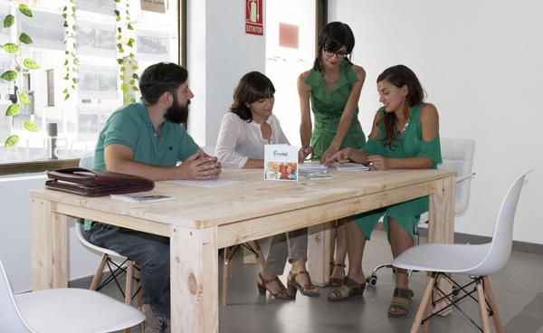Mesas de madera baratas para oficina