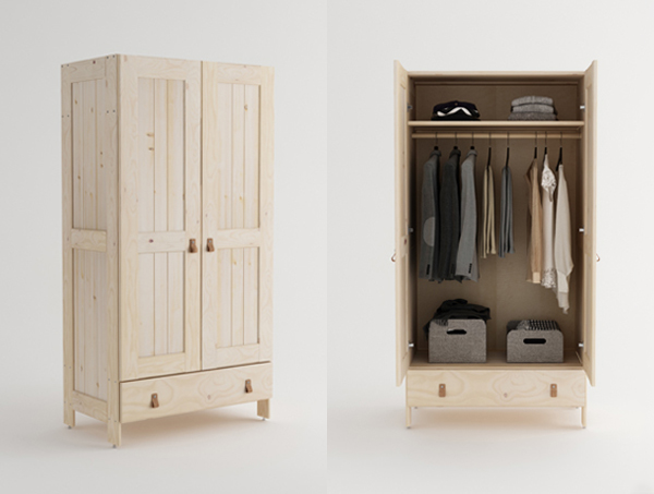 comprar armarios para la ropa baratos y de diseño