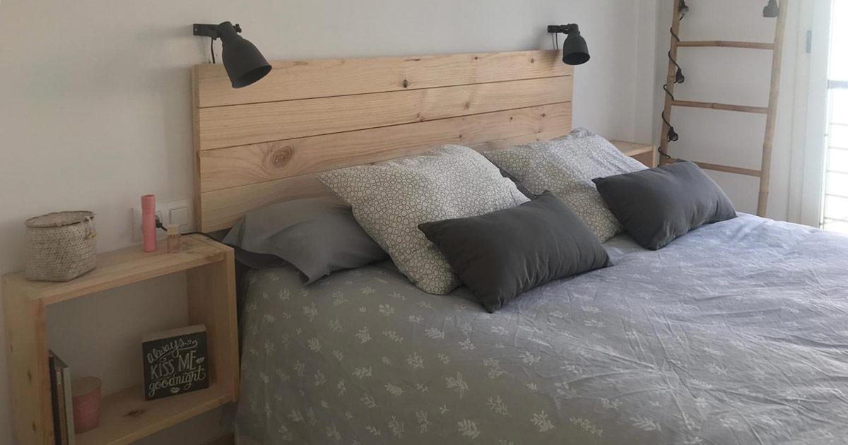 Este 2019 convierte tu casa en un hogar con la calidez de los muebles de madera low cost
