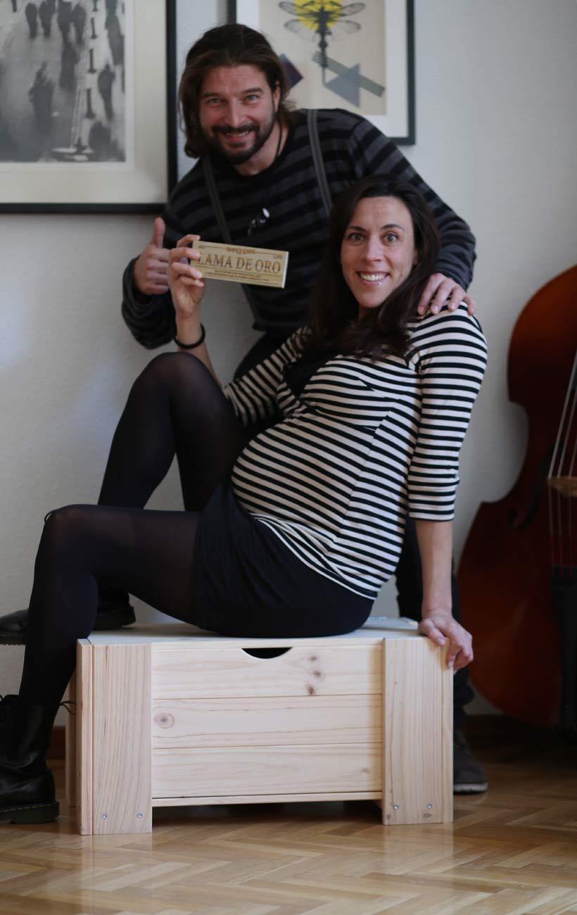 Primeros ganadores lama de oro sorteo Willy Wonka de Muebles LUFE