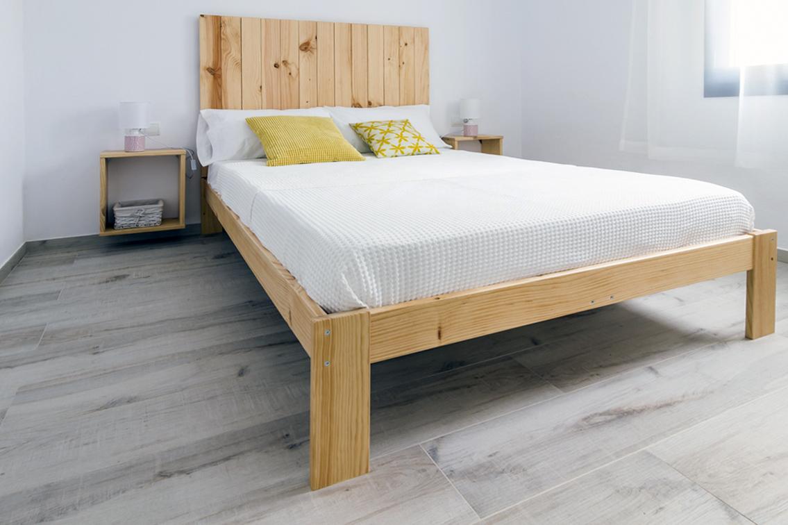 Muebles LUFE de madera maciza baratos