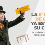Una nueva lama de oro viaja hasta Cádiz