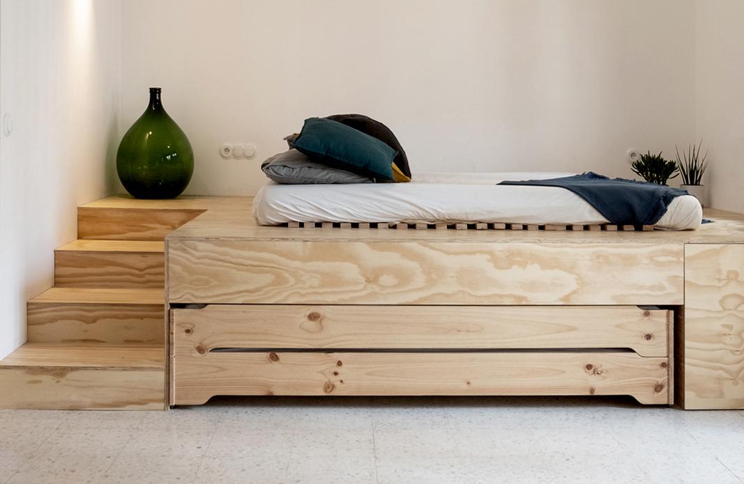 Mobiliario Montessori barato