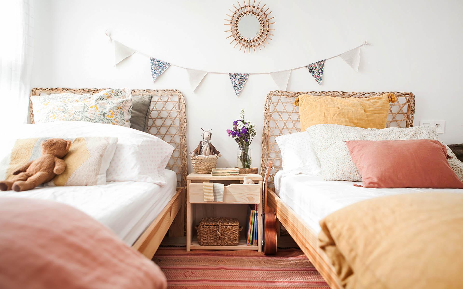 ideas para dormitorios infantiles