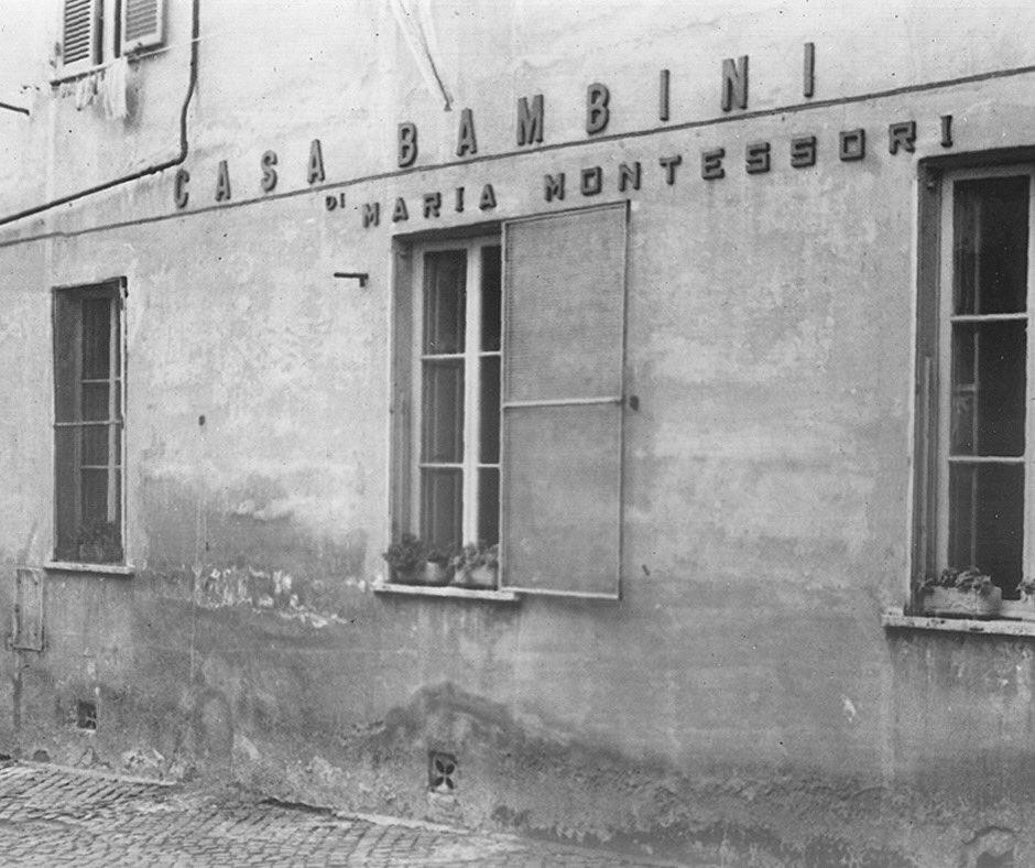 Casa dei bambini Maria Montessori
