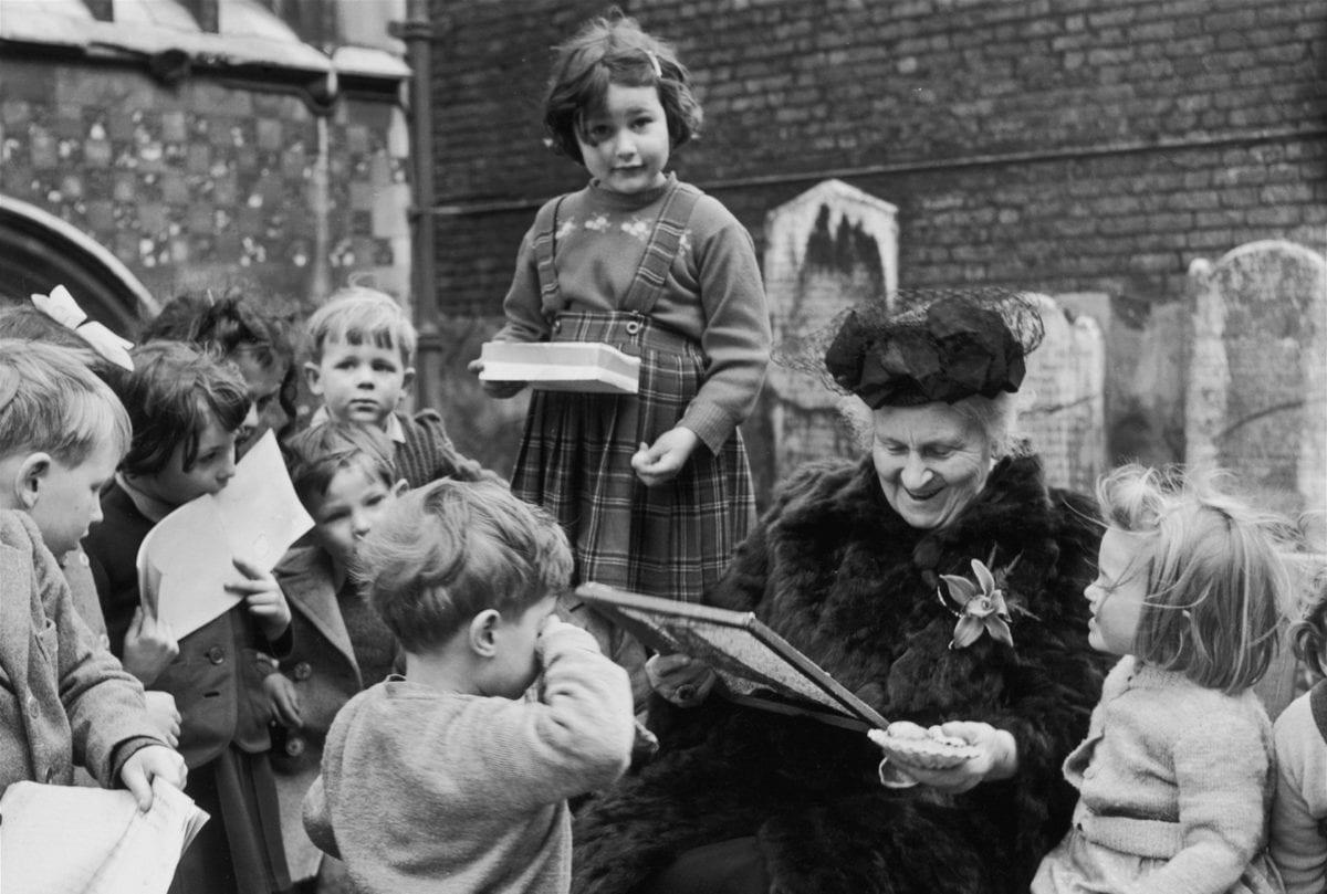 El revolucionario legado de Maria Montessori