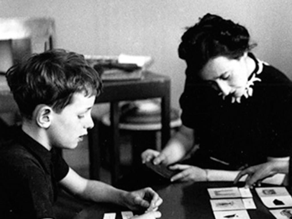 Maria Montessori pedagoga italiana