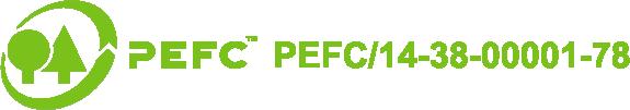 Certificado PEFC en Muebles LUFE